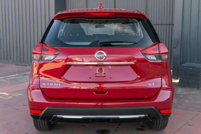 2020 Nissan X-TRAIL Ti T32 Series III MY20 4X4 On Demand Ruby Red