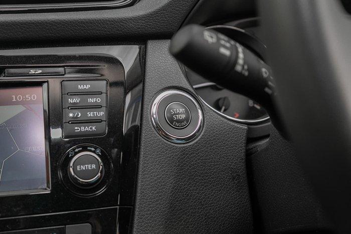 2019 Nissan X-TRAIL ST T32 Series II Ruby Red