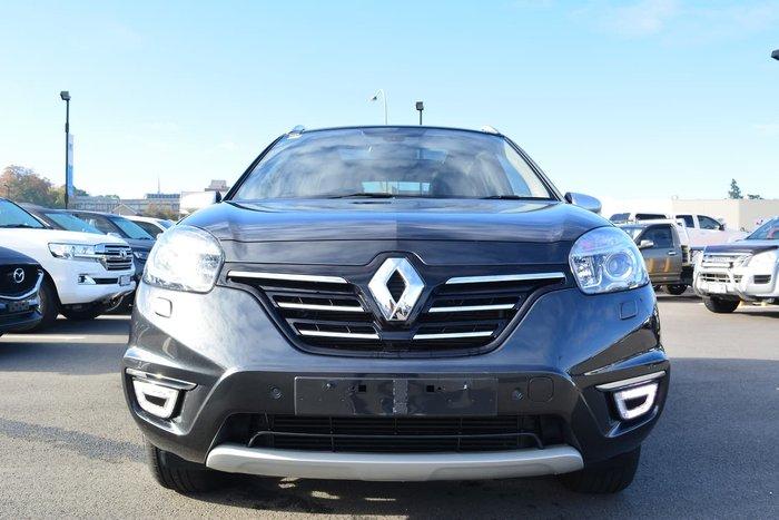 2015 Renault Koleos Bose Premium H45 PHASE III MY15 Four Wheel Drive Grey