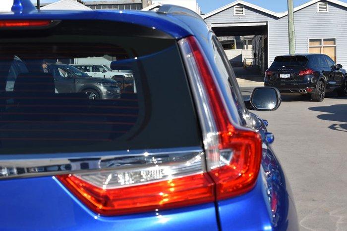 2019 Honda CR-V VTi-L RW MY19 Blue