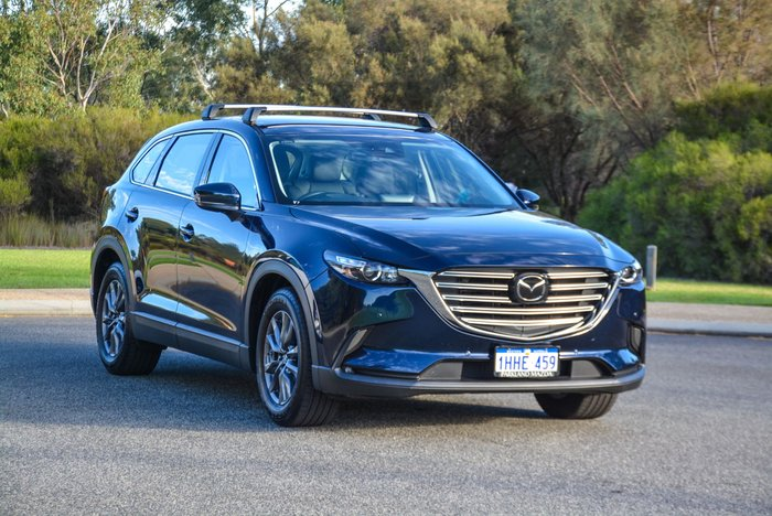 2020 Mazda CX-9 Touring TC AWD Deep Crystal Blue