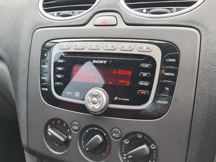 2007 Ford Focus XR5 Turbo LS Black