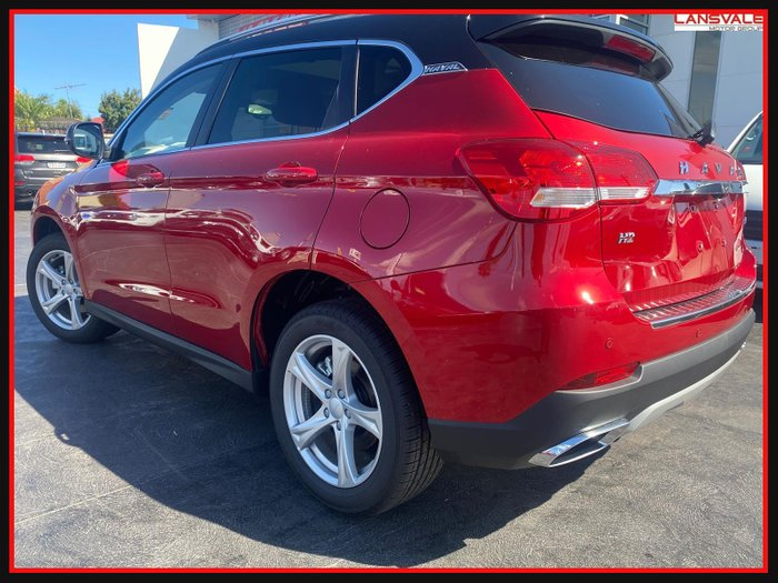 2020 Haval H2 LUX MY20 SCARLET RED