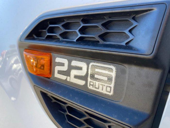 2017 Ford Ranger XL Hi-Rider PX MkII MY18 White