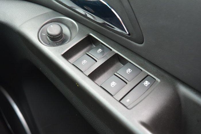 2014 Holden Cruze SRi JH Series II MY14 Prussian Steel