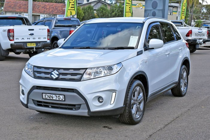 2016 Suzuki Vitara RT-S LY Cool White