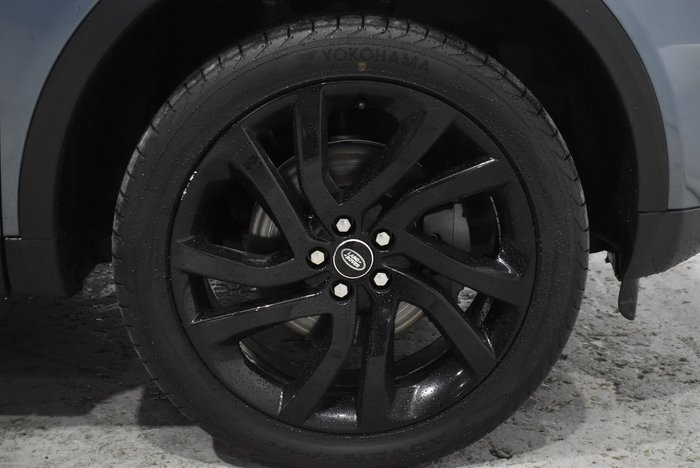 2019 Land Rover Discovery Sport TD4 132kW HSE L550 MY19 4X4 Constant Byron Blue
