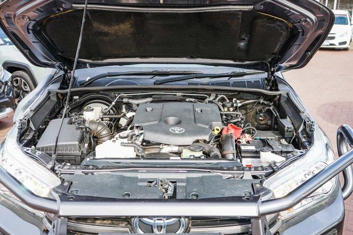 2017 Toyota Hilux SR GUN126R 4X4 Dual Range Graphite