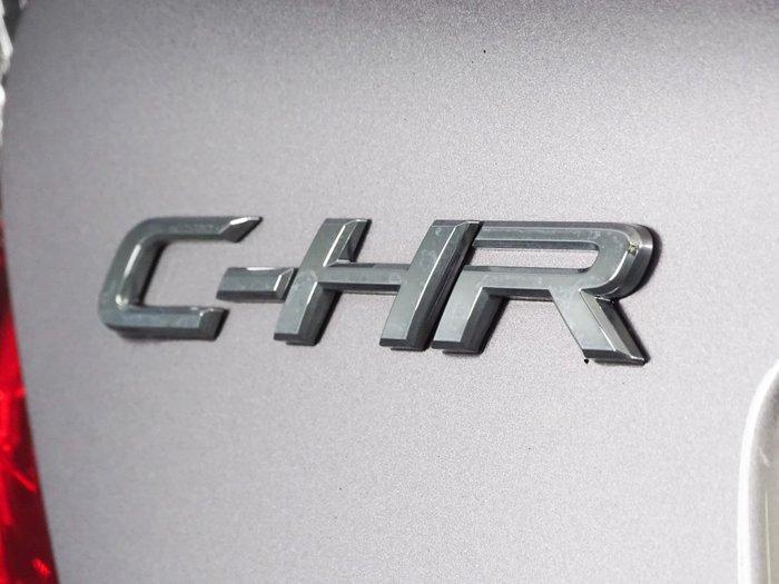 2019 Toyota C-HR NGX10R Shadow Platinum
