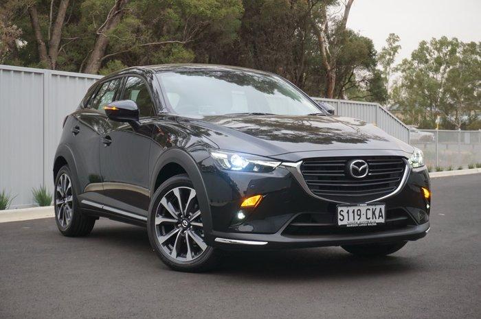 2021 Mazda CX-3 sTouring DK Jet Black