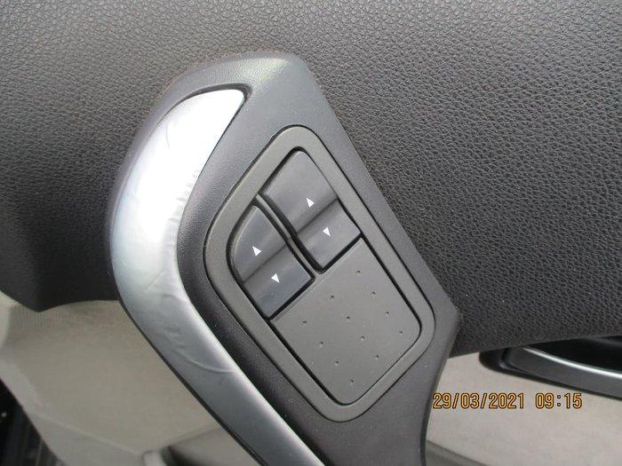 2007 Ford Falcon XT BF Mk II Grey