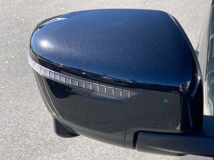2021 Nissan X-TRAIL ST-L T32 MY21 Diamond Black