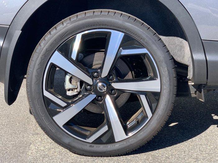 2020 Nissan QASHQAI Ti J11 Series 3 MY20 Gun Metallic