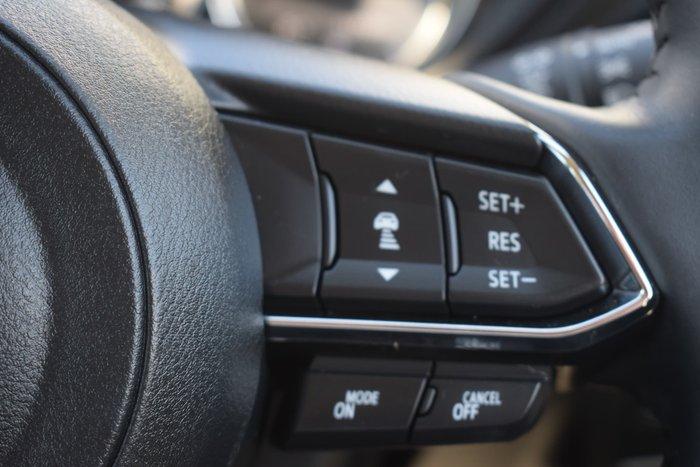 2019 Mazda CX-5 Maxx KF Series Brown