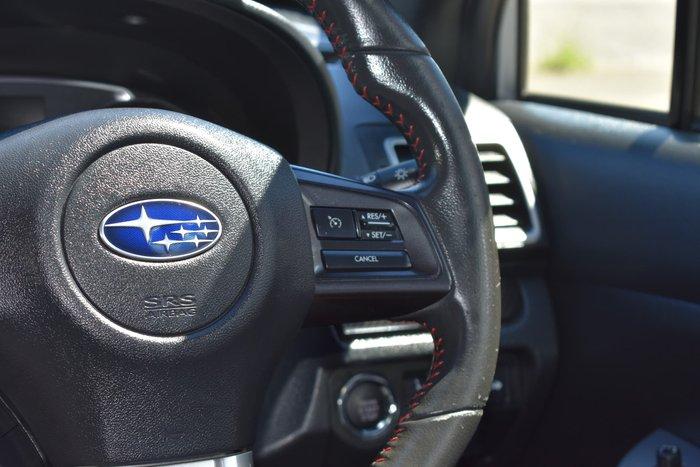 2016 Subaru WRX Premium V1 MY17 AWD Ice Silver