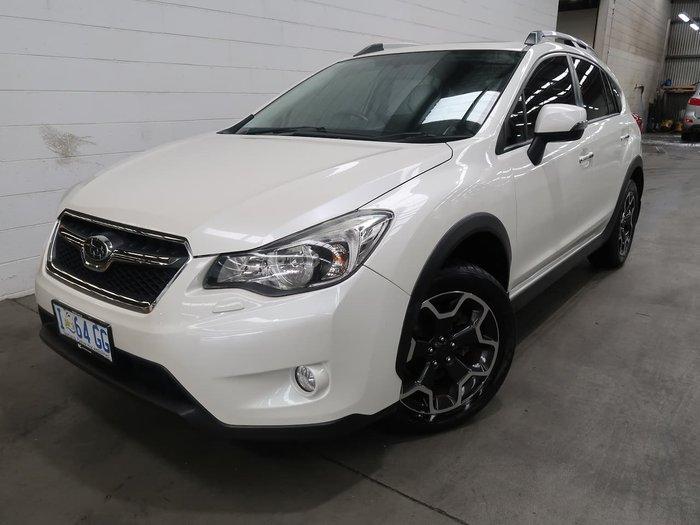 2014 Subaru XV 2.0i-S G4X MY14 AWD White