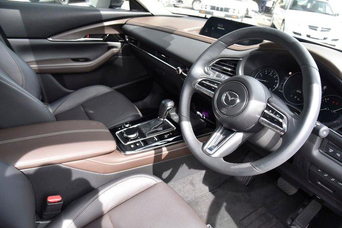 2020 Mazda CX-30 G25 Astina DM Series AWD Machine Grey