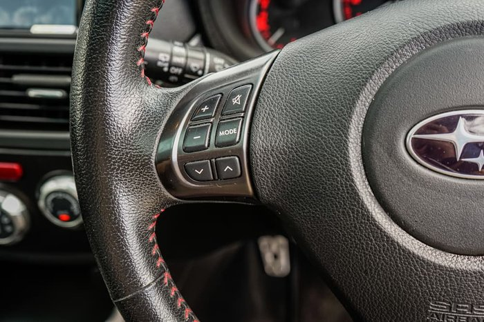 2012 Subaru Impreza WRX G3 MY12 AWD Blue