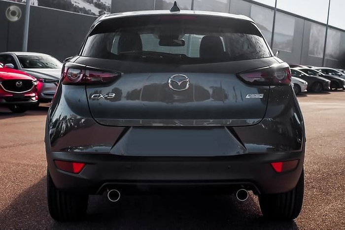 2020 Mazda CX-3 sTouring DK Machine Grey