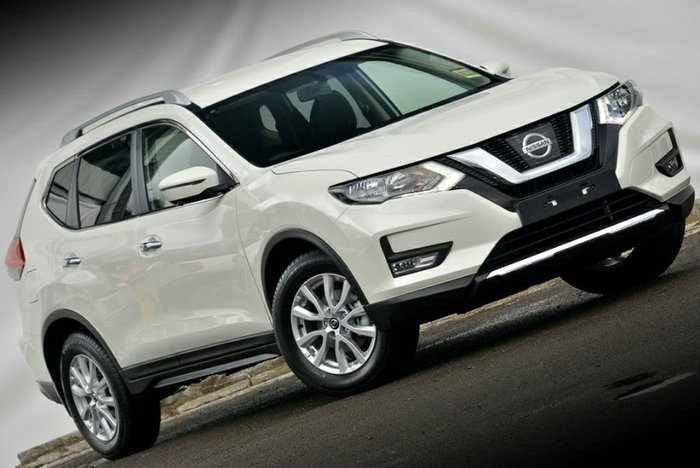 2020 Nissan X-TRAIL ST-L T32 Series III MY20 4X4 On Demand IVORY PEARL