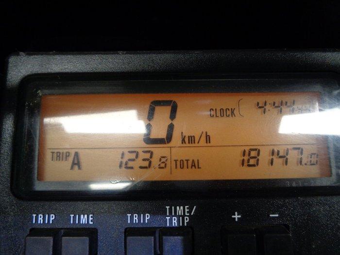 2015 Suzuki DR-Z400E (ELECTRIC) BLACK