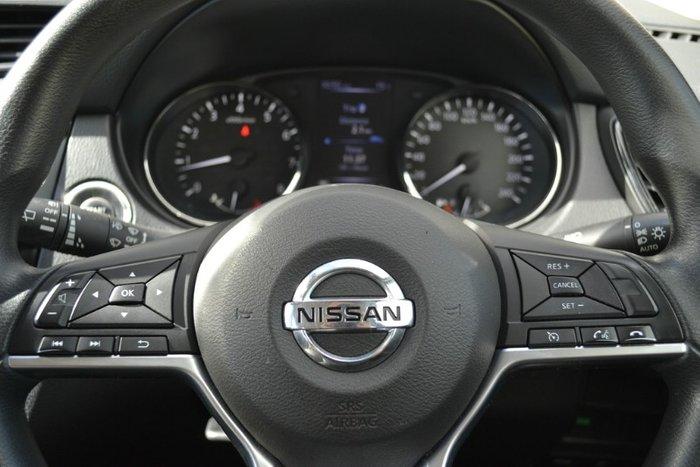 2017 Nissan X-TRAIL ST T32 Series II 4X4 On Demand GUN METALLIC