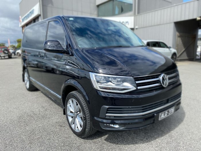 2016 Volkswagen Multivan TDI450 Highline T6 MY17 Deep Black