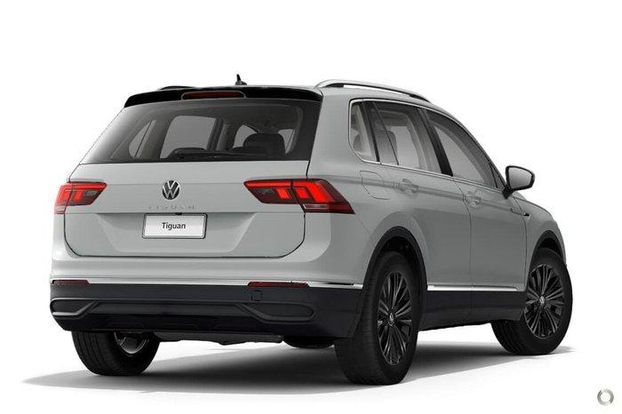2020 Volkswagen Tiguan 110TSI Life 5N MY21 Pure White