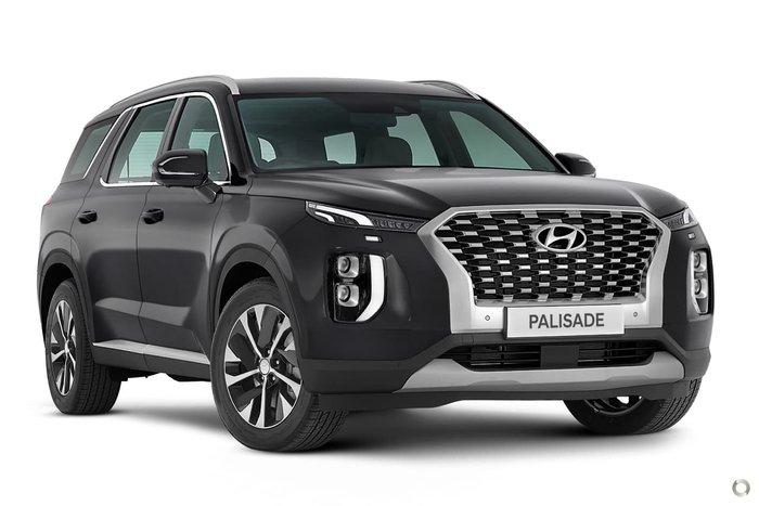 2020 Hyundai Palisade LX2.V1 MY21 AWD Grey