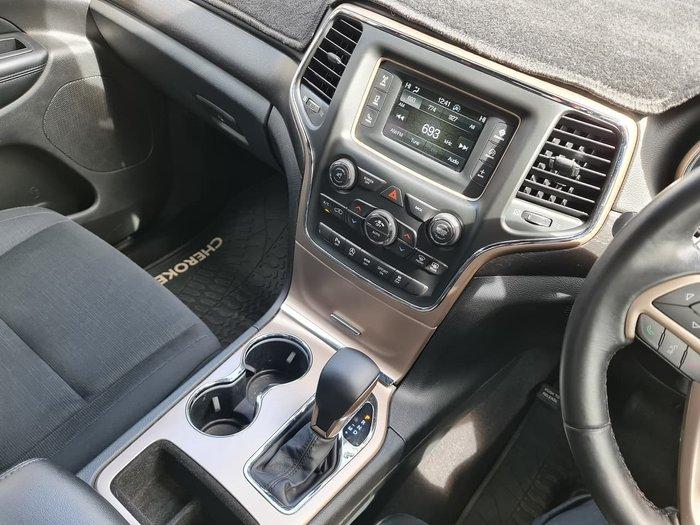 2017 Jeep Grand Cherokee Laredo WK MY17 Grey