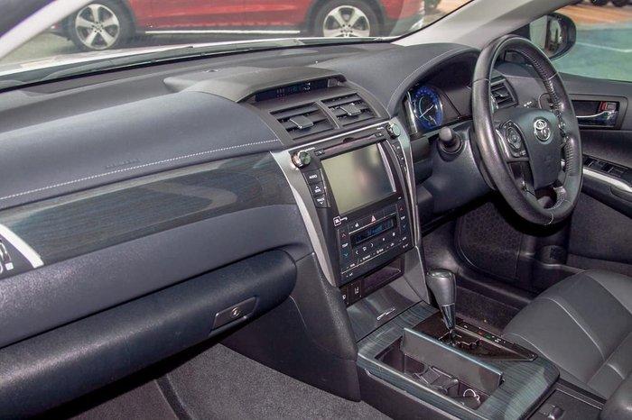 2015 Toyota Aurion Presara GSV50R Silver