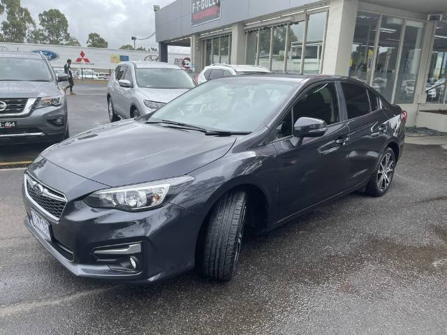 2018 Subaru Impreza 2.0i Premium G5 MY18 AWD DARK GREY METALLIC