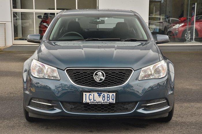 2014 Holden Commodore Evoke VF MY14 Blue