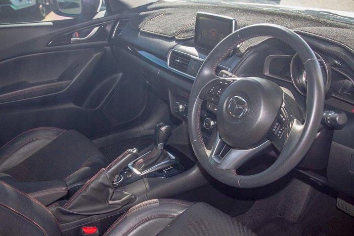 2014 Mazda 3 Touring BM Series White