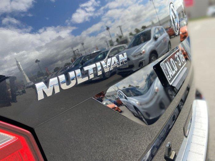 2016 Volkswagen Multivan TDI450 Highline T6 MY17 Black