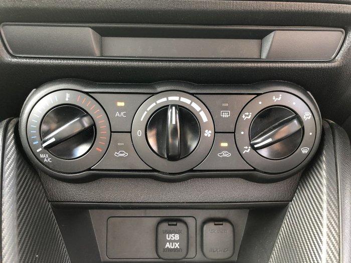 2017 Mazda 2 Neo DL Series Silver
