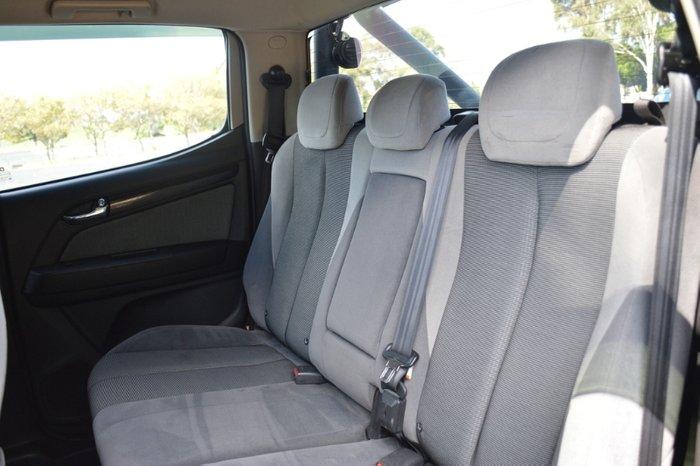 2016 Holden Colorado Storm RG MY16 4X4 Dual Range WHITE