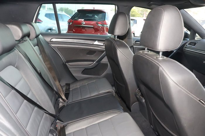 2015 Volkswagen Golf R Wolfsburg Edition 7 MY16 Four Wheel Drive White