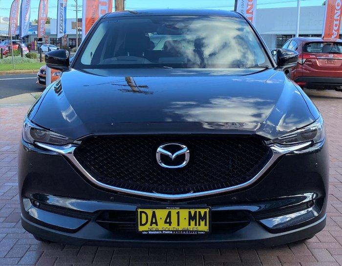 2017 Mazda CX-5 GT KF Series AWD Black
