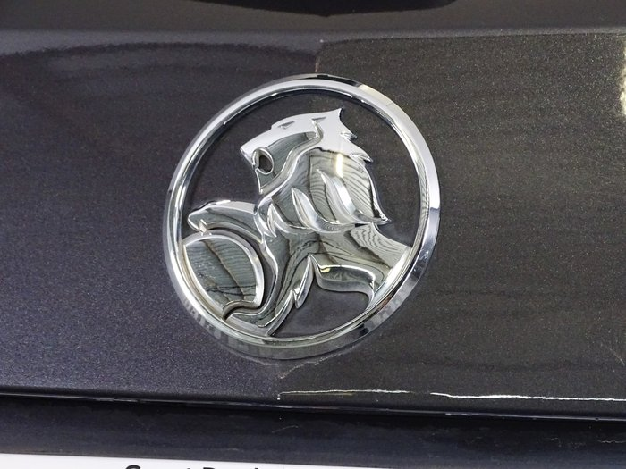 2012 Holden Captiva 5 CG Series II MY12 AWD Grey