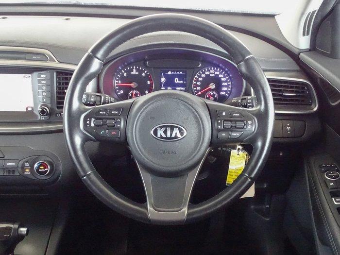 2017 Kia Sorento Si UM MY17 AWD Grey