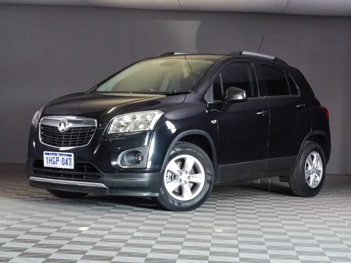 2013 Holden Trax LTZ TJ MY14 Carbon Flash