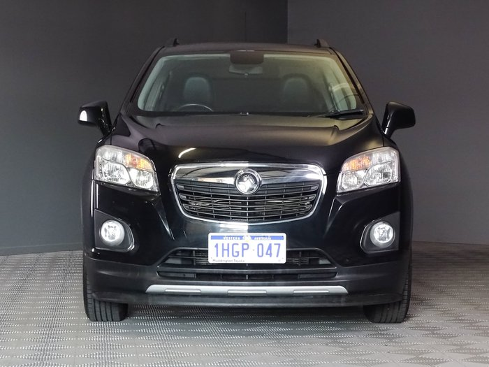 2013 Holden Trax LTZ TJ MY14 Carbon Flash