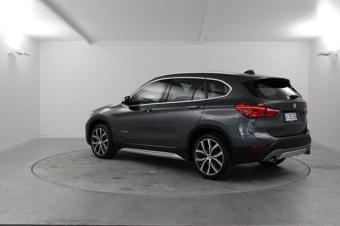 2015 BMW X1 xDrive25i F48 AWD Grey
