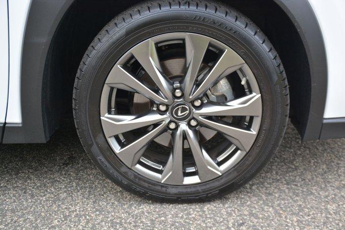 2019 Lexus UX UX200 F Sport MZAA10R White Nova