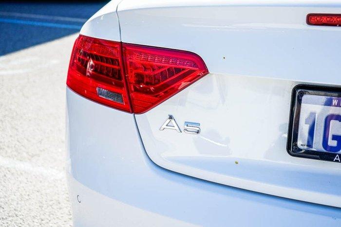 2016 Audi A5 S line plus 8T MY17 White