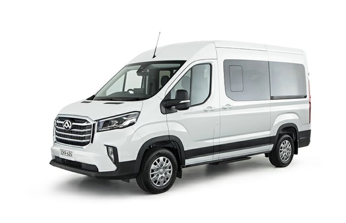 2020 LDV Deliver 9 HIGH ROOF LONG WHEEL MY21 BLANC WHITE