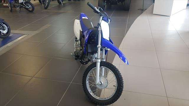 2021 YAMAHA Fun Electric Start Blue