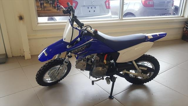 2021 YAMAHA Fun Electric Start Blue