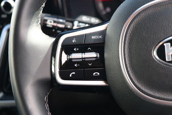 2020 Kia Sorento S MQ4 MY21 AWD Silky Silver
